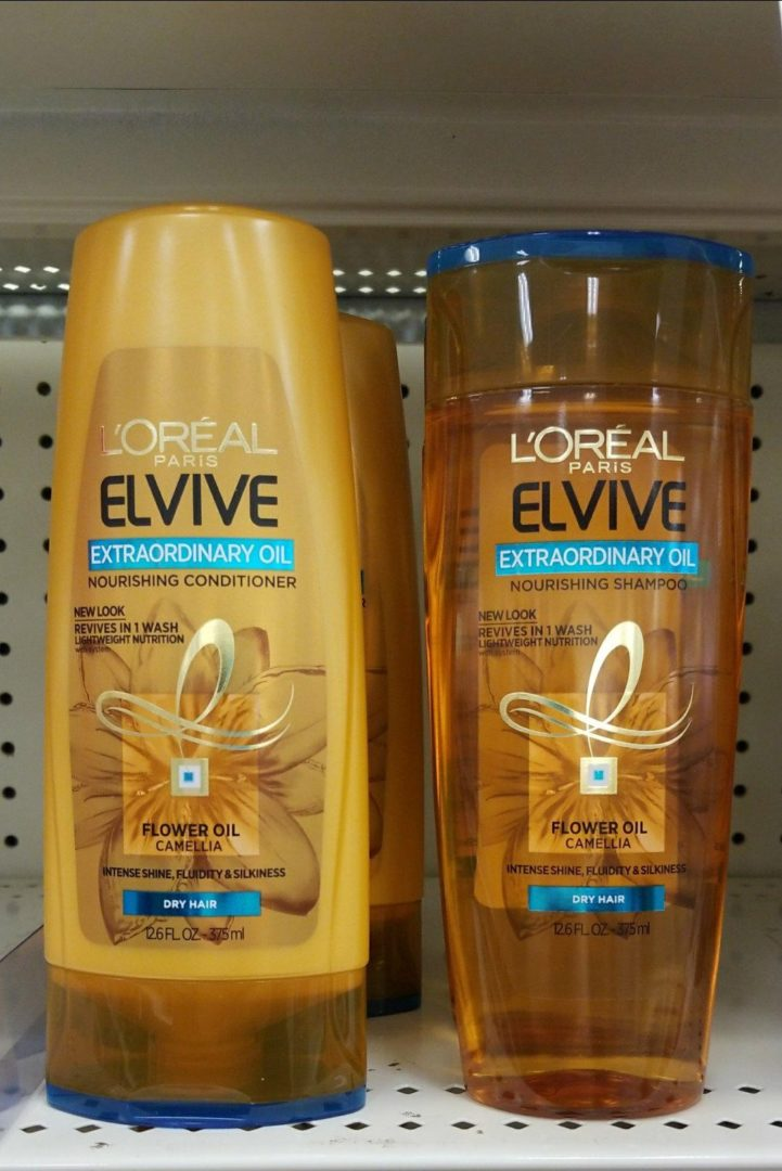 Elvive Shampoo or Conditioner only 1.00 at Walgreens!