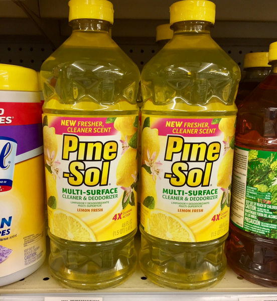 Pine-Sol Only 2.49 at Rite Aid