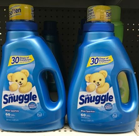 Snuggle Liquid Fabric Softener or Dryer Sheets only 1.99 at Rite Aid!