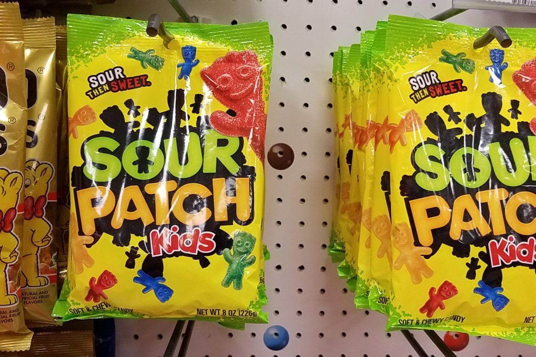Sour Patch Kids or Swedish Fish just 1.00 at CVS