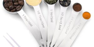 Tovantoe 2382 Measuring Spoons