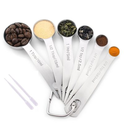 Tovantoe 2382 Measuring Spoons