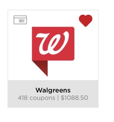 how to get he walgreens $5/$15 coupon