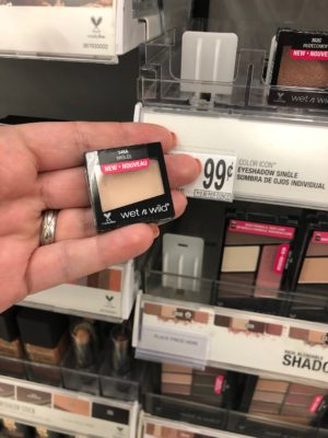 photo relating to Wet N Wild Printable Coupon named Print Presently!! Soaked n Wild Eyeshadow for $0.49 at Walgreens!!