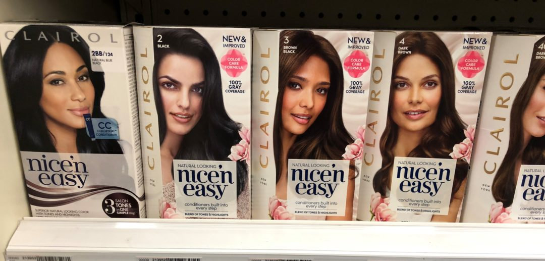 Clairol Natural Instincts, Nice 'n Easy or Root Touch Up only 3.19 at Kroger!