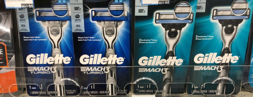 Gillette Mach Razors Only 0 59 at CVS - DEAL MAMA