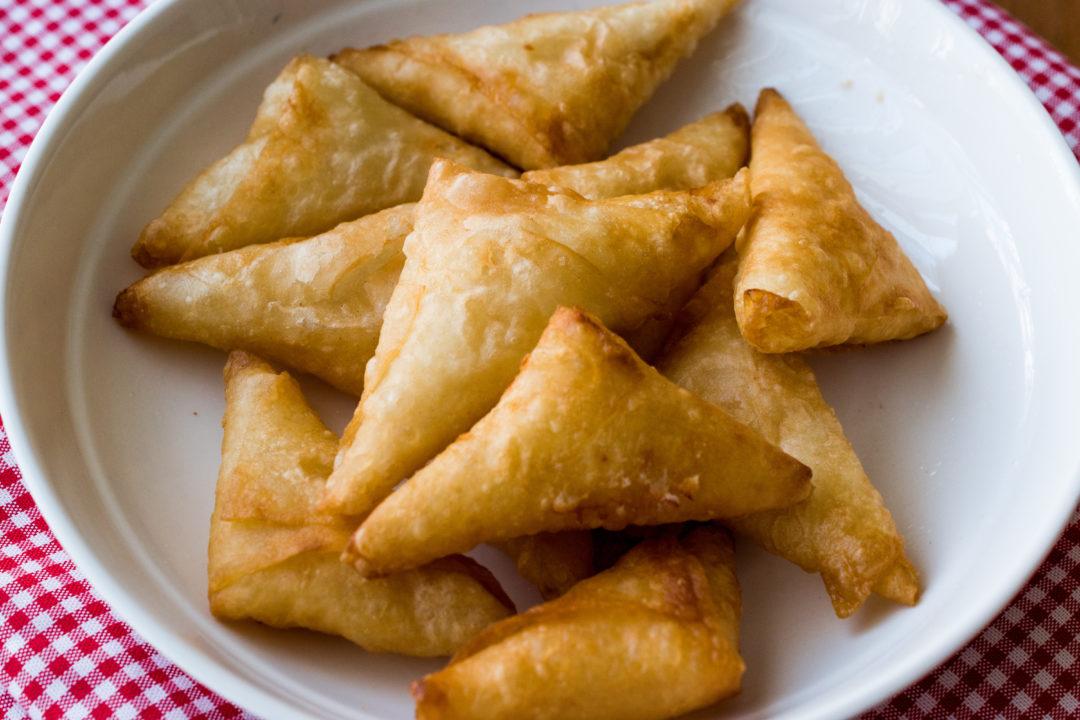 Chicken Bourekas Recipe
