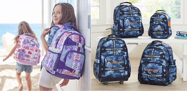 965f691b2653 Mackenzie Lavender Purple Preppy Butterflies Pre-K Backpack ONLY  23 (reg.  29.50) shipped!