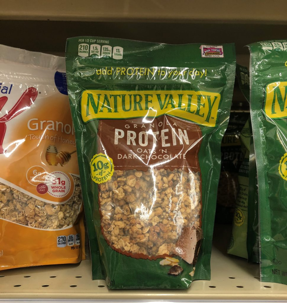 Nature Valley Granola just $2.74 - DEAL MAMA