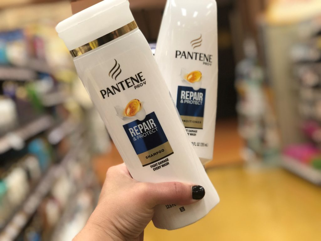 Pantene Shampoo Or Conditioner Only 1 24 Each At Target Extreme Couponing Deals