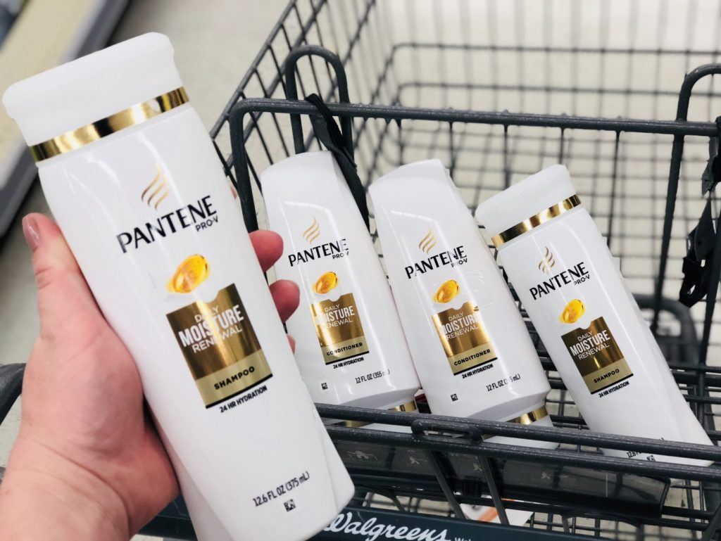 Pantene Hair Care only 0.99 at Walgreens!