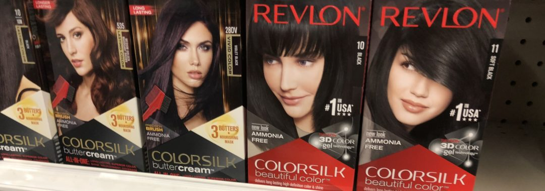 Revlon ColorSilk Hair Color, as Low as 2.92 on Walmart.com