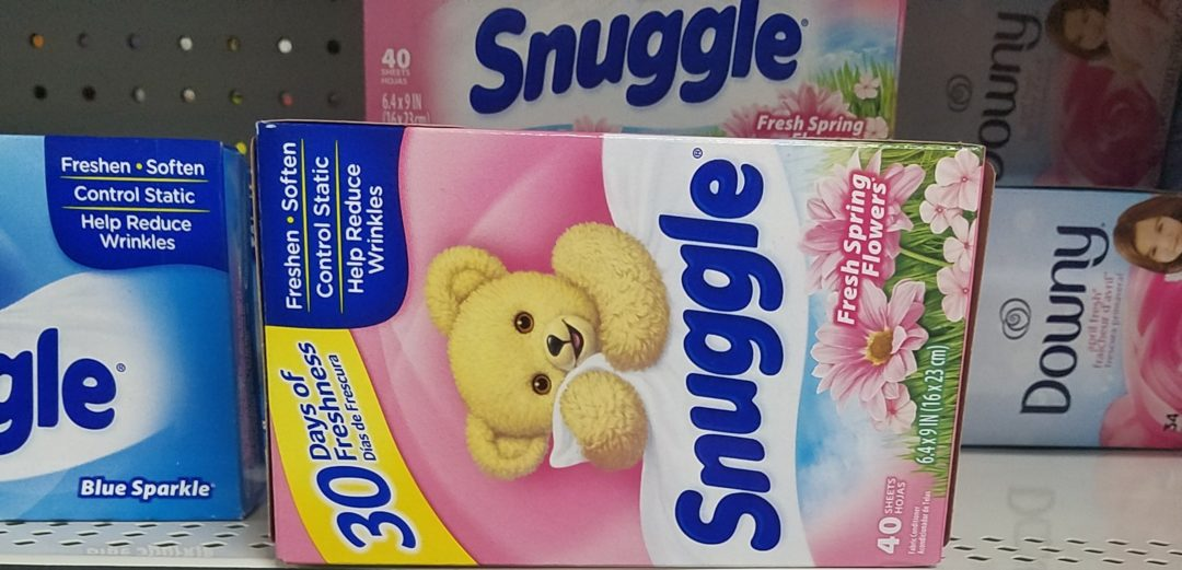 MONEYMAKER on 6 Snuggle Products at Kroger!