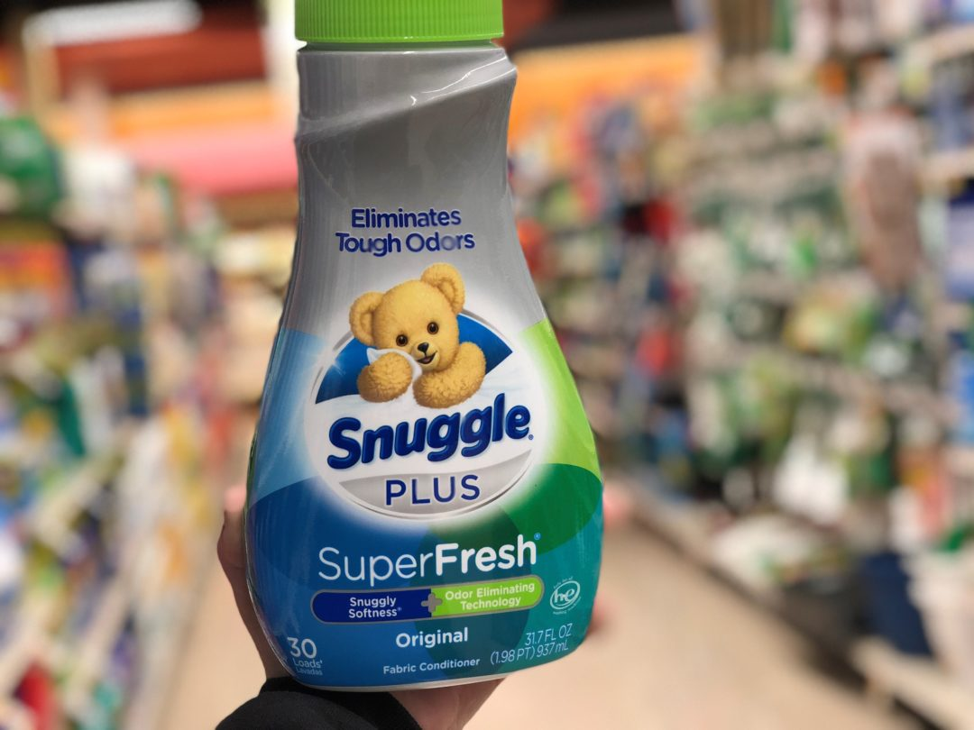 AllorSnuggle Laundry Care only 1.88 at Walgreens!