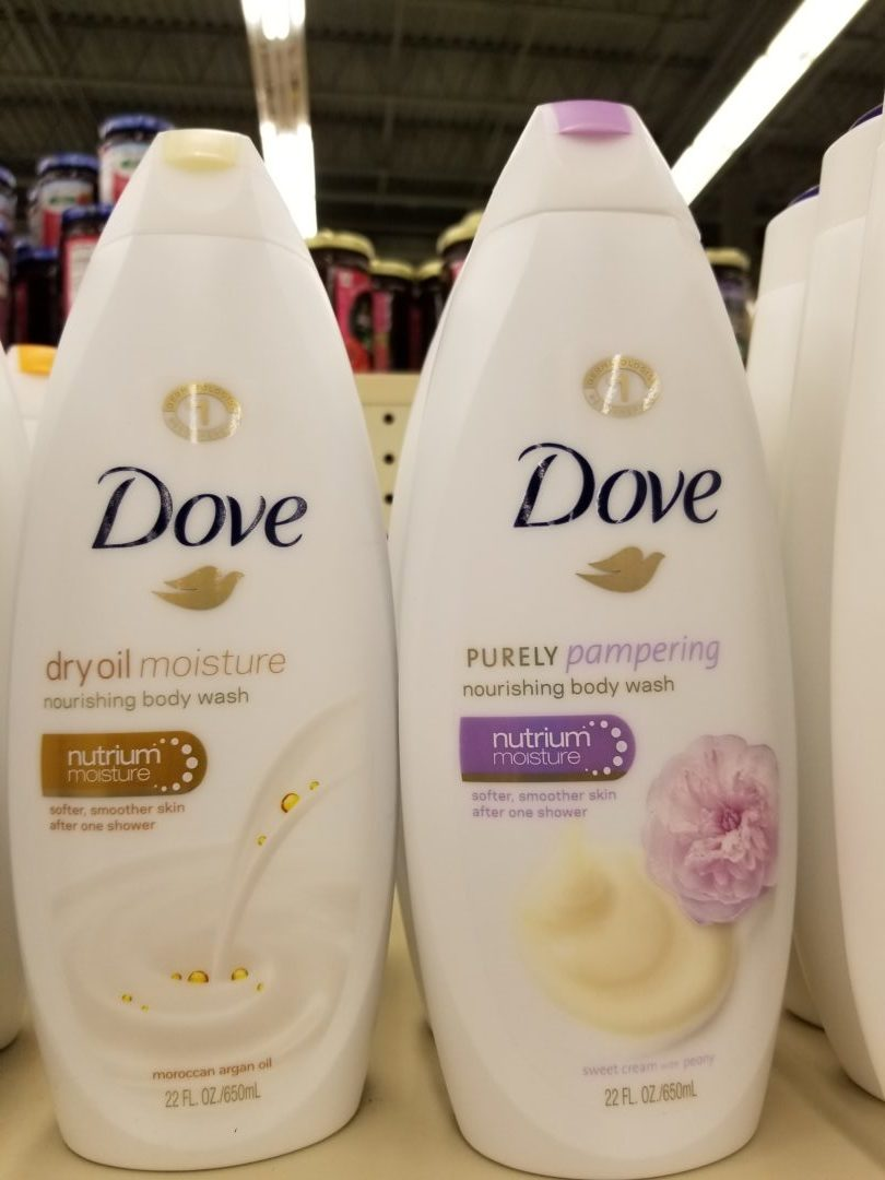 Dove body wash just 3.00 at Walgreens