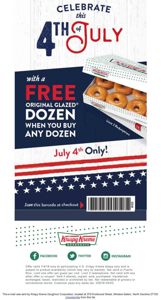 photo about Krispy Kreme Printable Coupons called BOGO Krispy Kreme Glazed Donuts!