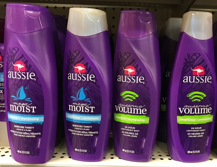 Aussie Shampoo & Conditioner only 0.99 at Kroger!