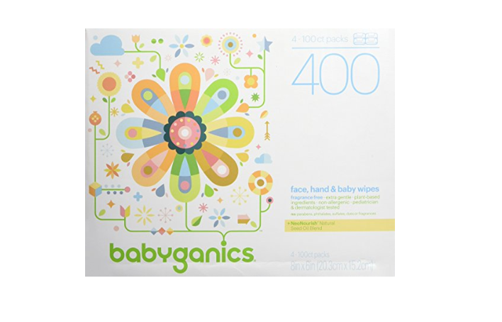 photograph relating to Babyganics Coupon Printable named Totally free Babyganics Diapers Little one Wipes - Offer MAMA