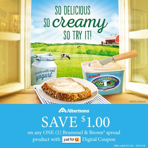 Garlic Lemon Chicken Made with Brummel & Brown Original Spread!