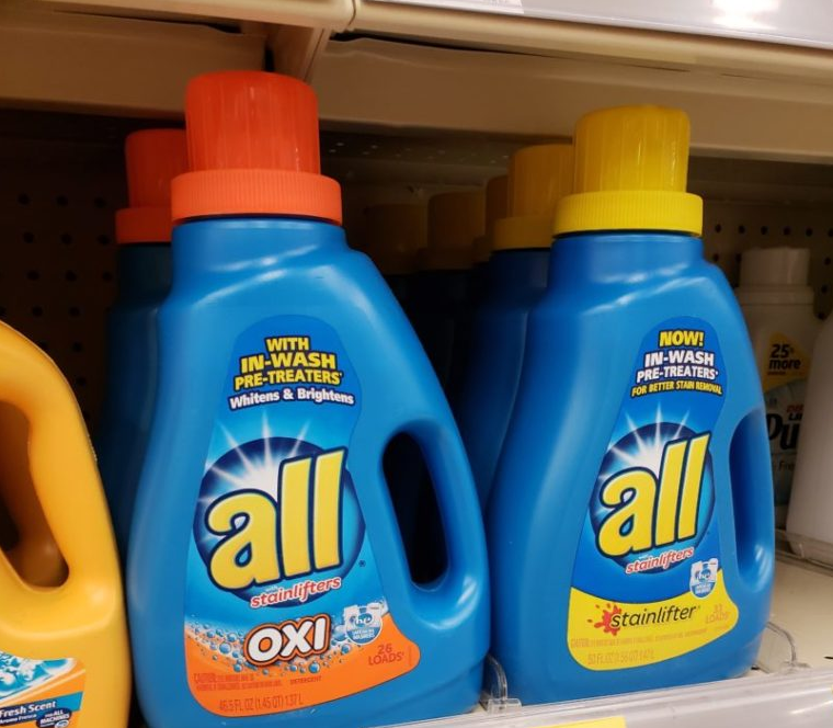 BOGO FREE All Laundry Detergents at Walgreens!