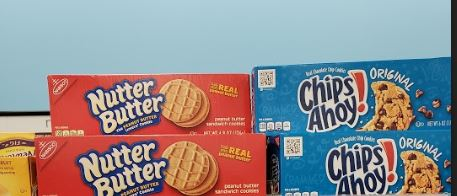 Nabisco Cookie or Crackers Only 0.62 at CVS