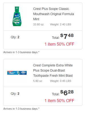 My paper shop online coupons