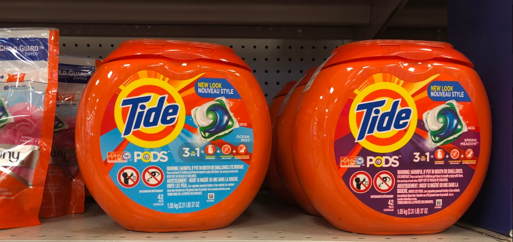Tide & Downy, as Low as 5.12 at Target