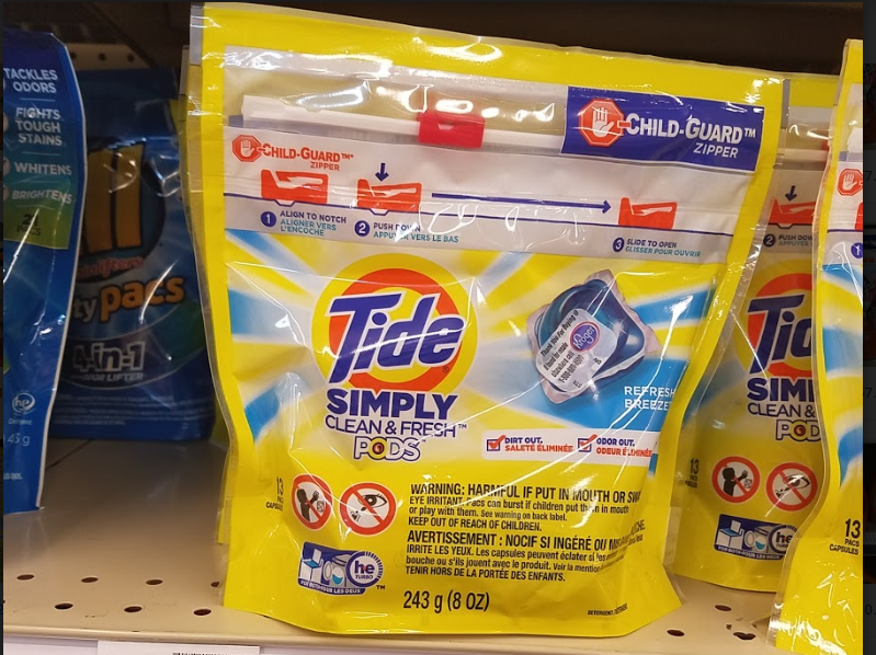 Bounce Sheets, Downy Unstopables, Tide Simply and Tide Simply Pods Only 1.94 at CVS!
