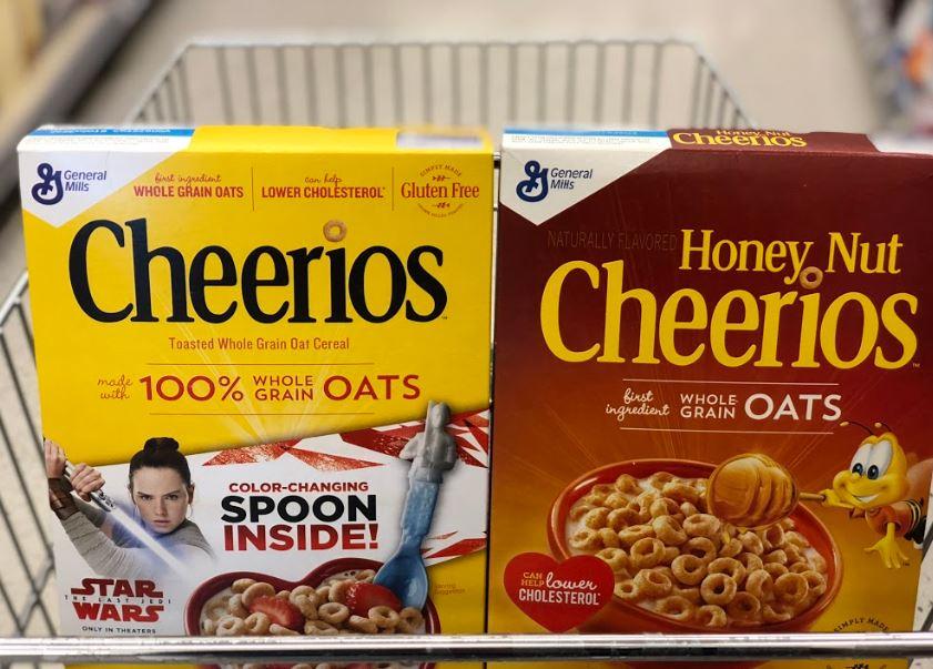 General Mills Cereal only 1.10 Per Box At Kroger