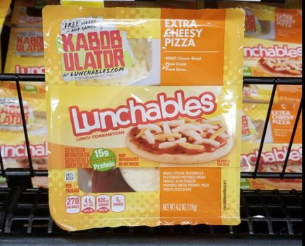 Oscar Mayer Lunchables only 0.50 each at Target! (RARE COUPON)