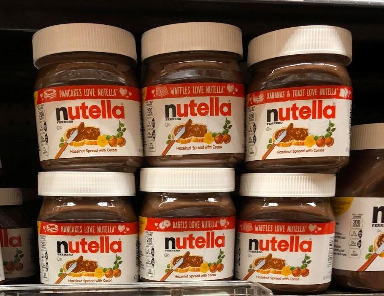 Nutella Hazelnut Spread only 0.99 at Kroger!
