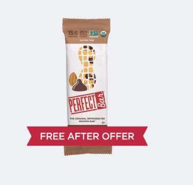 FREE Perfect Bar at Walmart