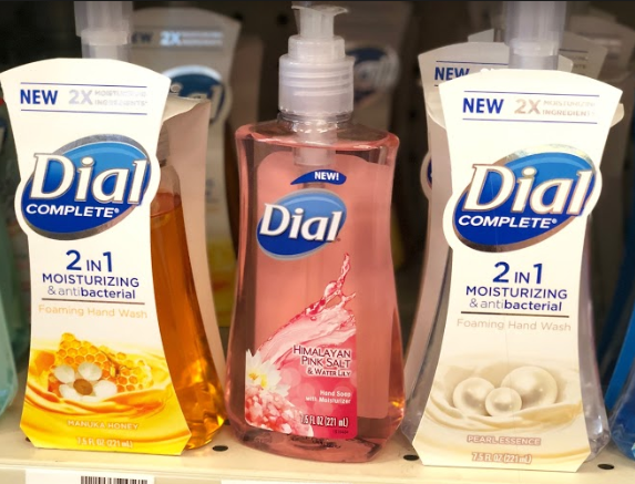Dial Foaming Hand Soap Only 1.50 at Walgreens