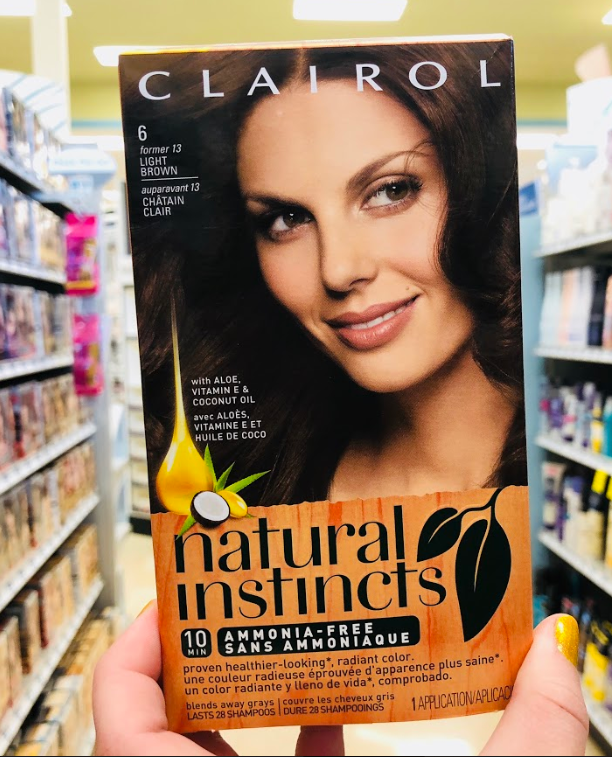 Clairol Hair Color Products Only 3.50 at CVS