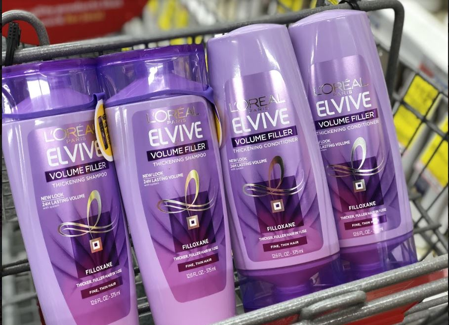 L'Oréal Elvive & Ever Care Hair Products Only 0.17 at CVS