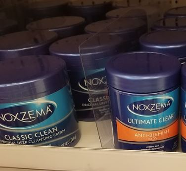 Noxzema Classic Clean Cream only 0.49 at Kroger