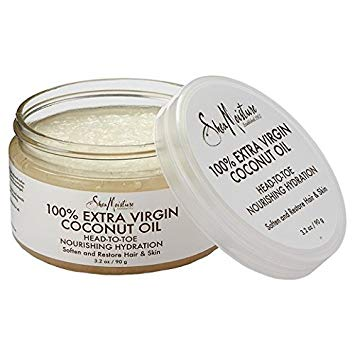 Sheamoisture Pure Virgin Coconut Oil only 0.75 at Dollar General!