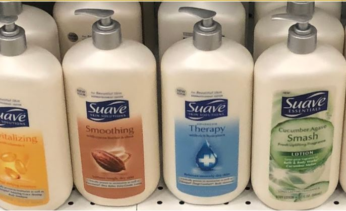 Suave Lotion only 0.49 at Kroger!