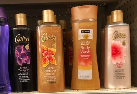 4 FREE Tresemme & Caress Body Wash at Target!