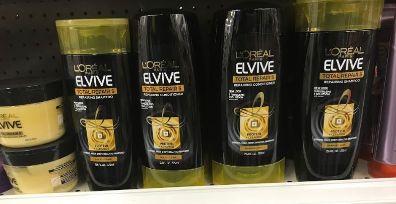 L'Oreal Elvive Hair Care just 1.00 at CVS