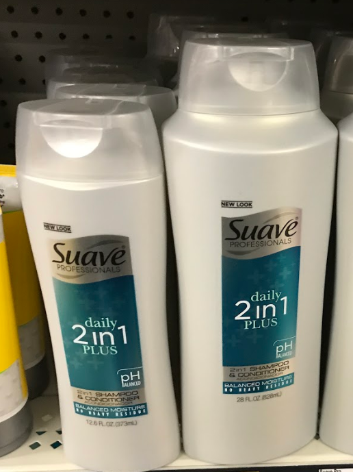 Suave Professionals only 0.24 at Target!