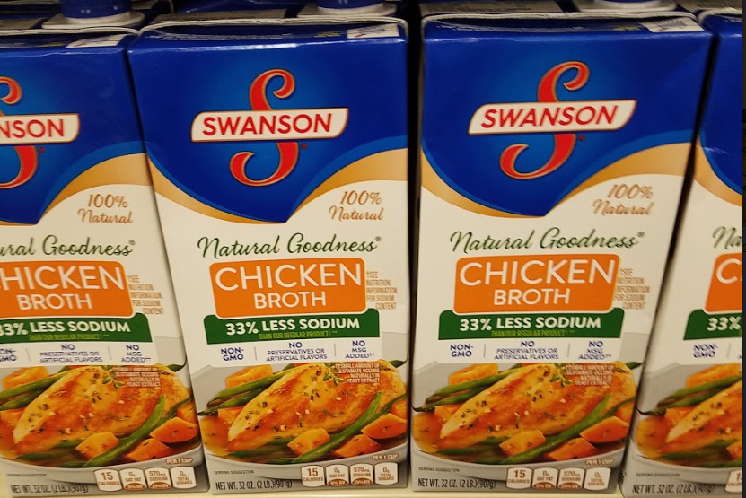Swanson Broth only 1.17 at Kroger!