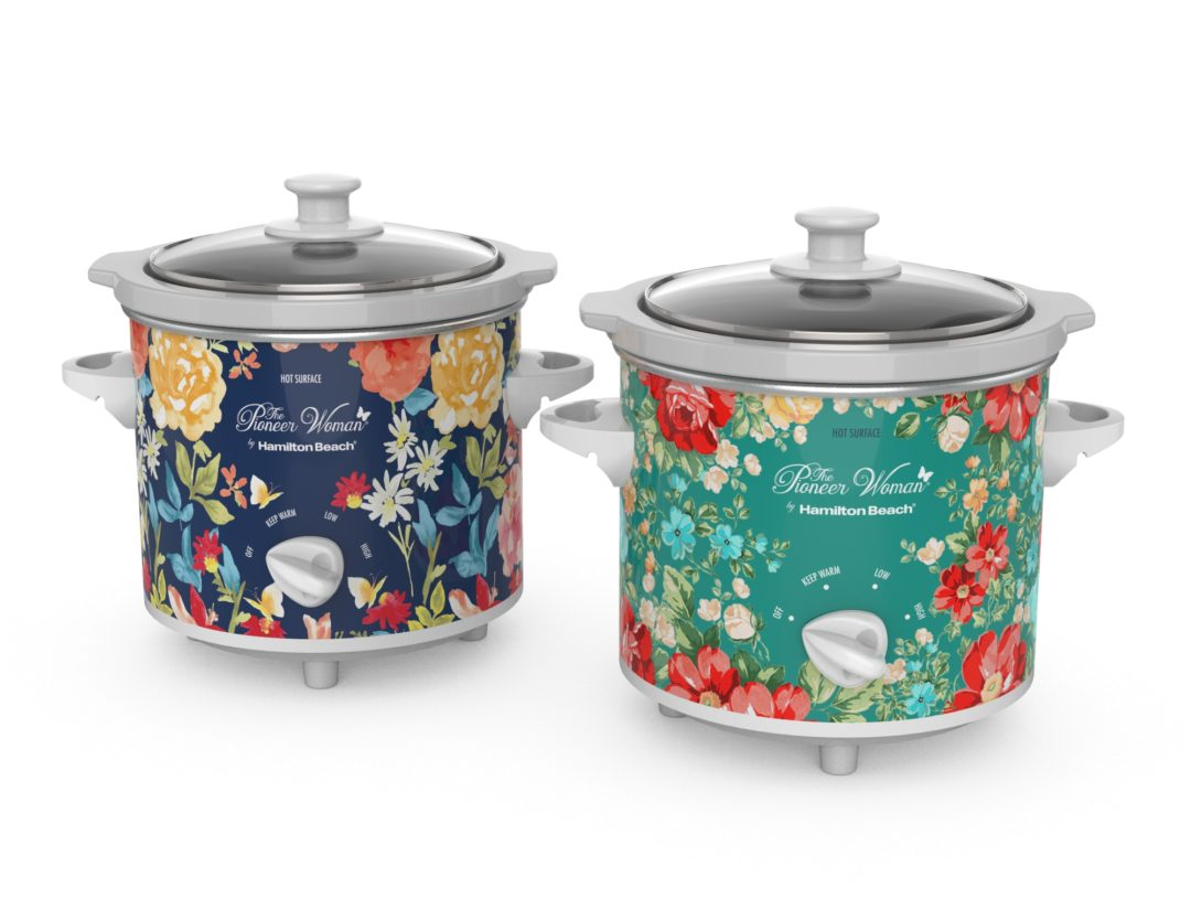 pioneer woman 1 5 quart slow cooker  set of 2  only 19 88