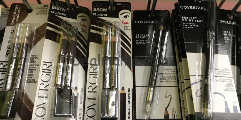 Covergirl Eye Liner just 1.50 at Dollar General