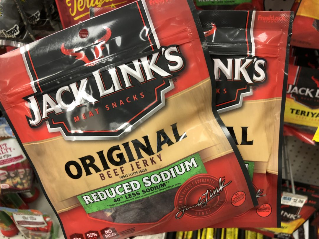 Jack Link's Beef Jerky only 3.99 at CVS!