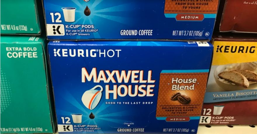Maxwell House Coffee Only 3 99 Extreme Couponing Amp Deals