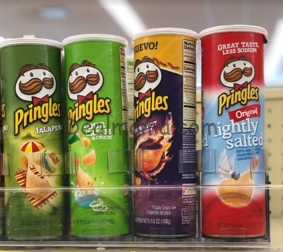 Pringles Only 1.00 at Walgreens