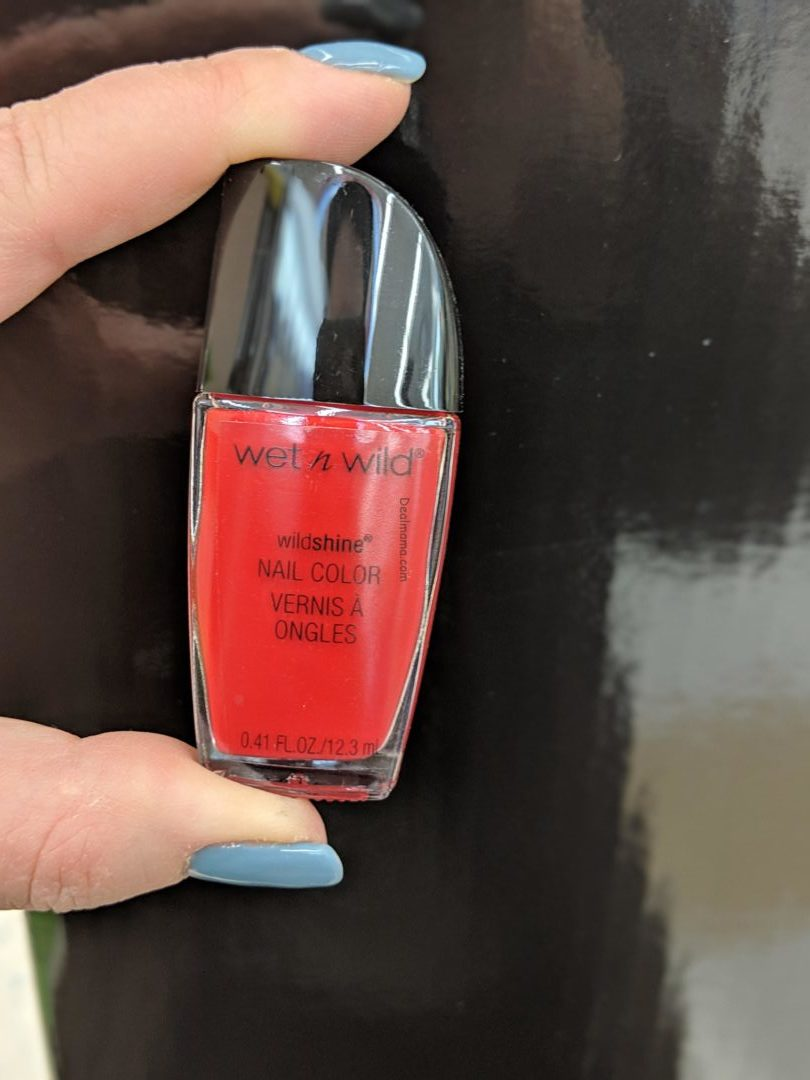Wet n Wild Cosmetics only 0.82 at Rite Aid!