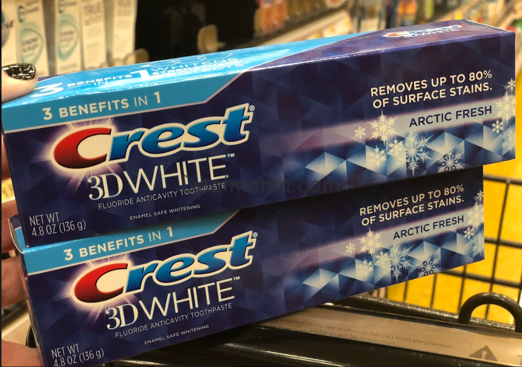 MONEYMAKER on Crest or Oral-B Dental Care at Walgreens!