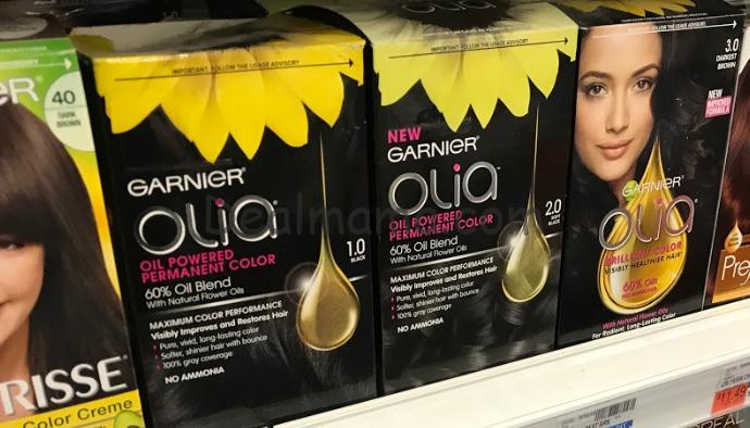 garnier fructis olia coupons